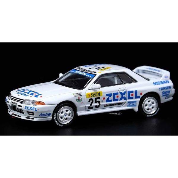 【6月予約】イノモデル 1/64 ニッサン スカイライン GT-R No.25 1991 スパ24時間 ウィナー A.オロフソン/D.ブラバム/服部尚貴 完成品ミニカー IN64-R32-ZEX91