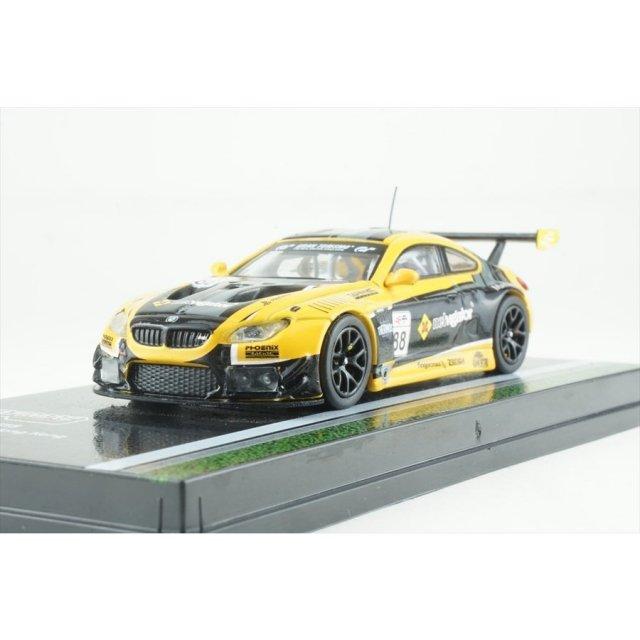 ターマックワークス 1/64 BMW M6 GT3 No.88 eレーシンググランプリ 香港 完成品ミニカー T64-020-eRGP18NE