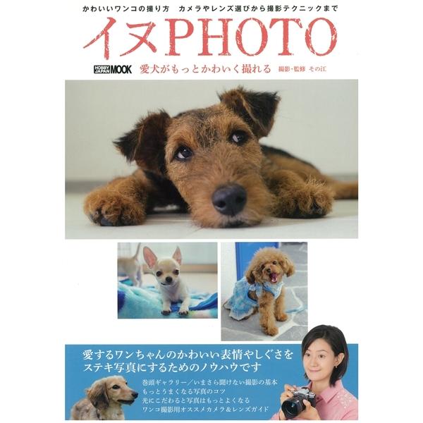 イヌPHOTO 書籍 【同梱種別B】 【ネコポス対応可】