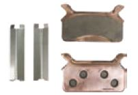 POLARIS BRAKE PAD