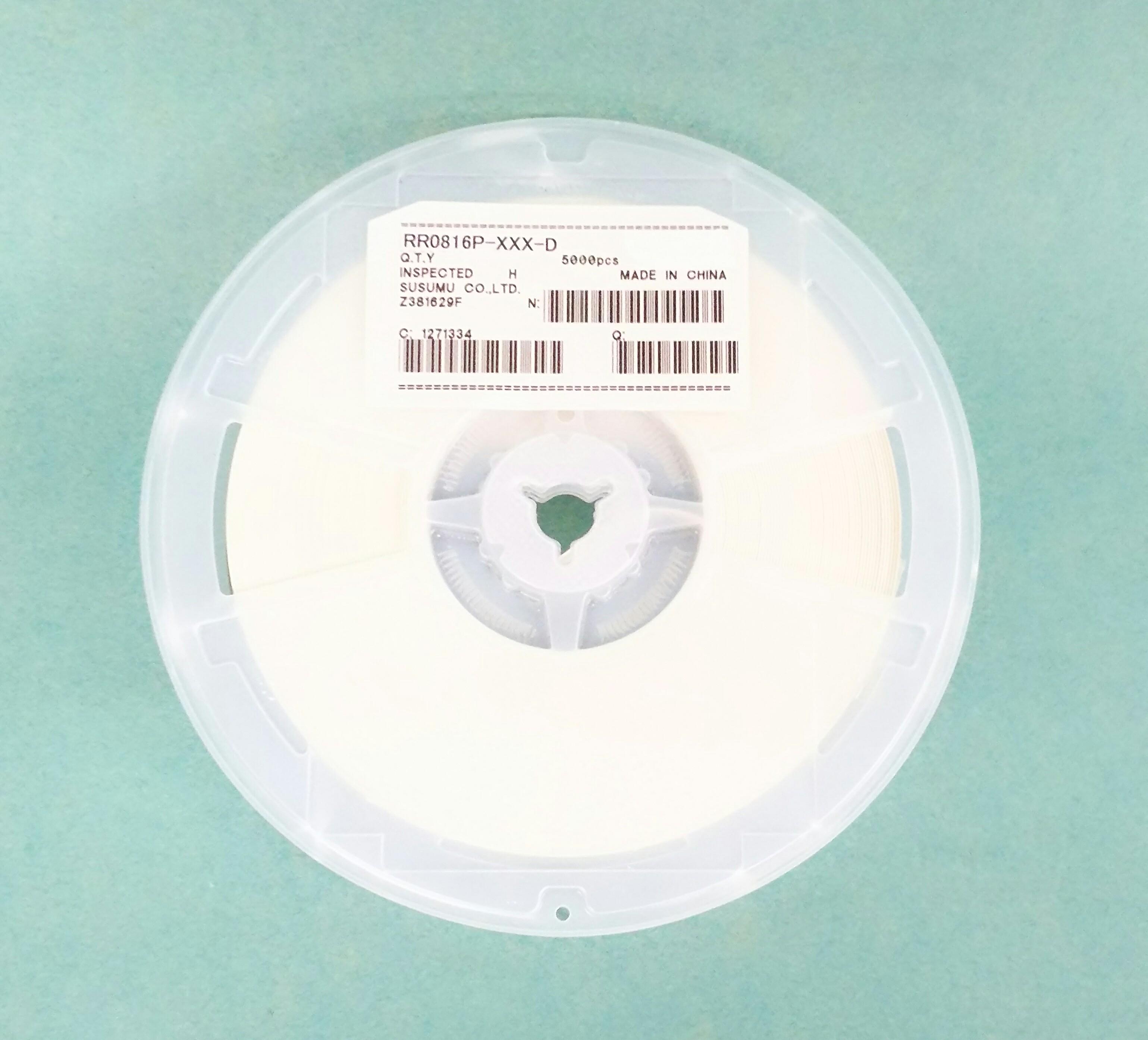 RR0816Q-360-D 5000/R 進工業 金属皮膜チップ抵抗器
