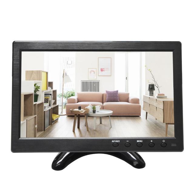 10インチLCD GP1001D1-2RCDP-HDMI(1360X768)