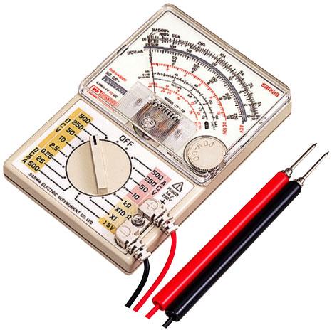 CP-7D アナログテスター 三和電気計器 SANWA