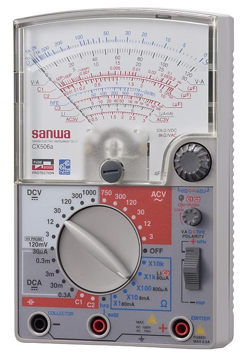 CX-506A アナログテスター 三和電気計器 SANWA