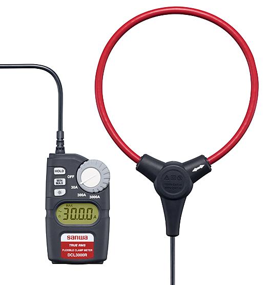 DCL-3000R クランプメーター 三和電気計器 SANWA