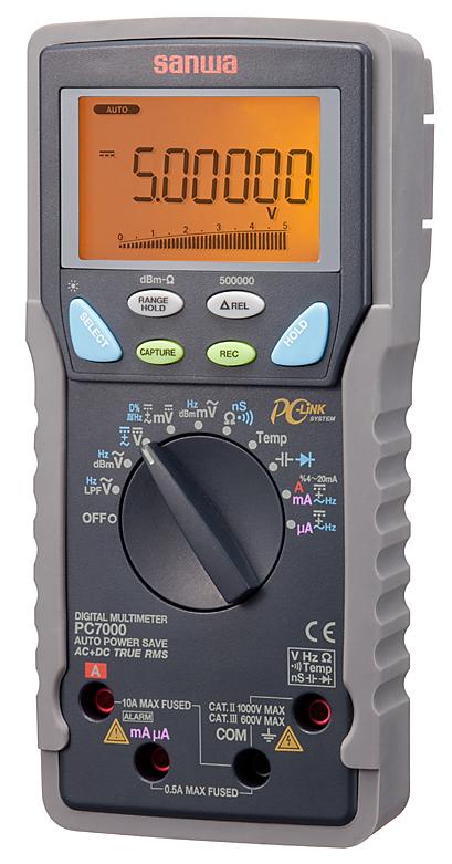 PC-7000 デジタルテスター 三和電気計器 SANWA