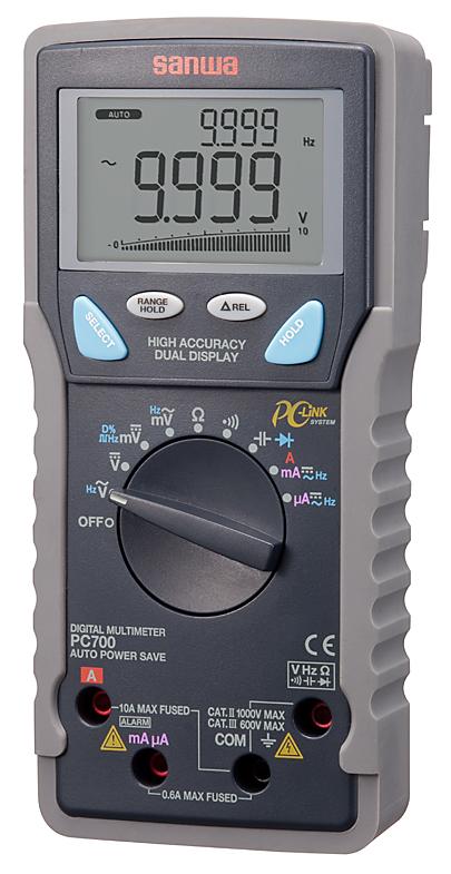 PC-700デジタルテスター 三和電気計器 SANWA