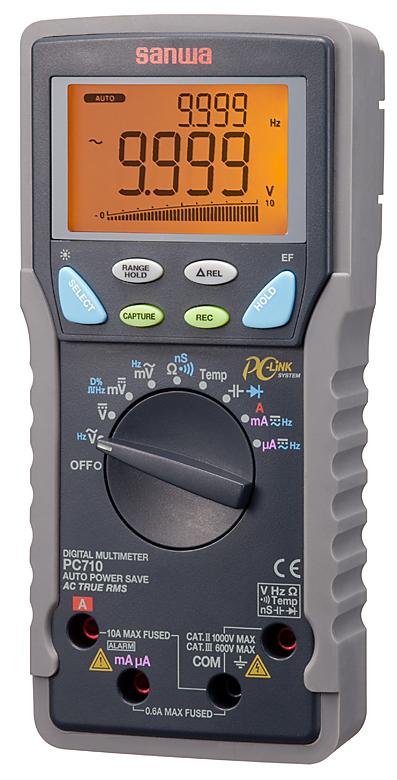 PC-710 デジタルテスター 三和電気計器 SANWA