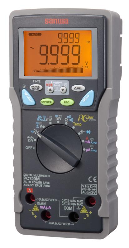 PC-720M デジタルテスター 三和電気計器 SANWA