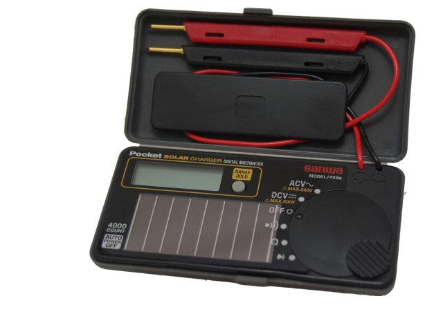 PS-8A,ポケットタイプテスター 三和電気計器 SANWA