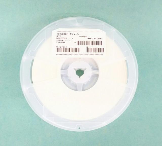 RR0816Q-680-D 5000/R 進工業 金属皮膜チップ抵抗器