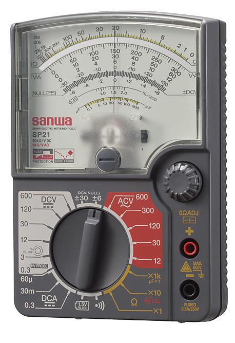 SP-21 アナログテスター 三和電気計器 SANWA