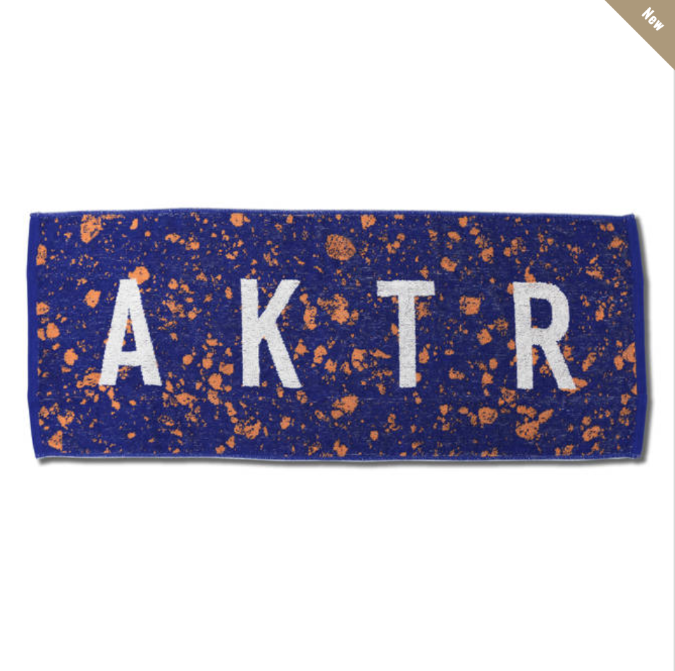 AKTR GRAVEL STONE SPORTS TOWEL 120-051021