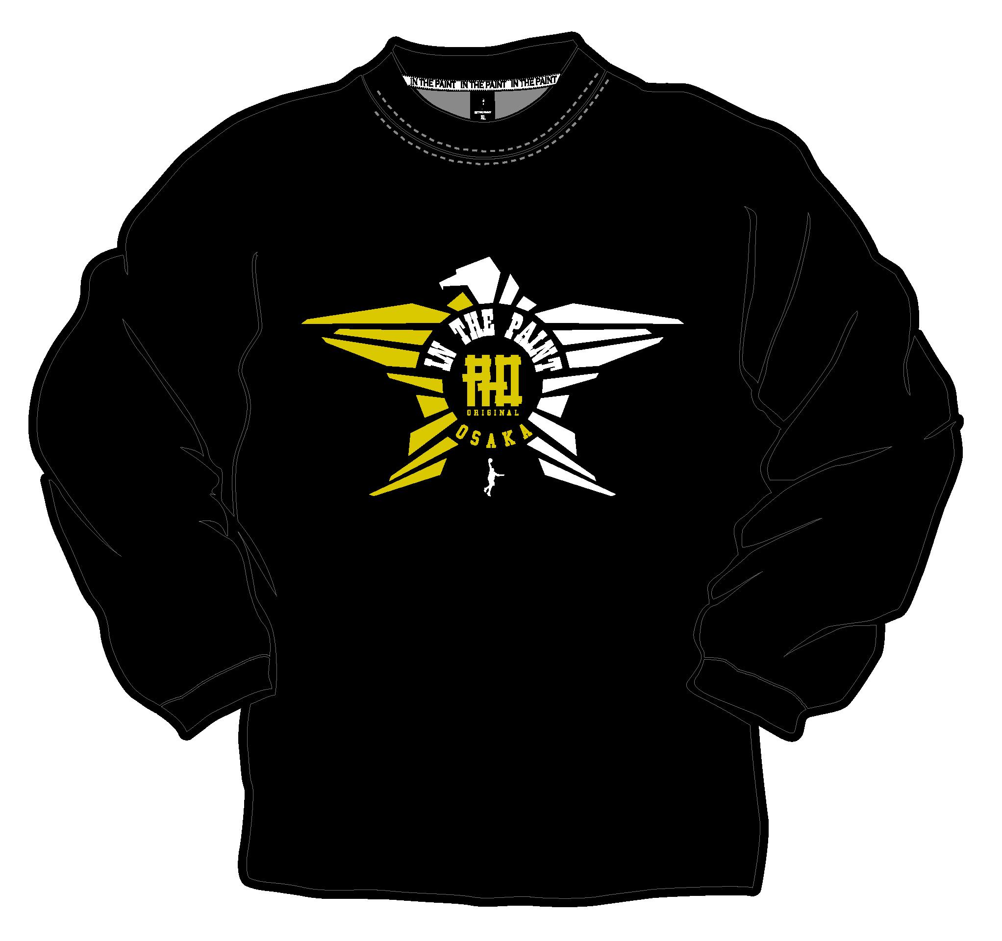 パワーハウス大阪オリジナルITPロングTシャツ BXBITP5002P