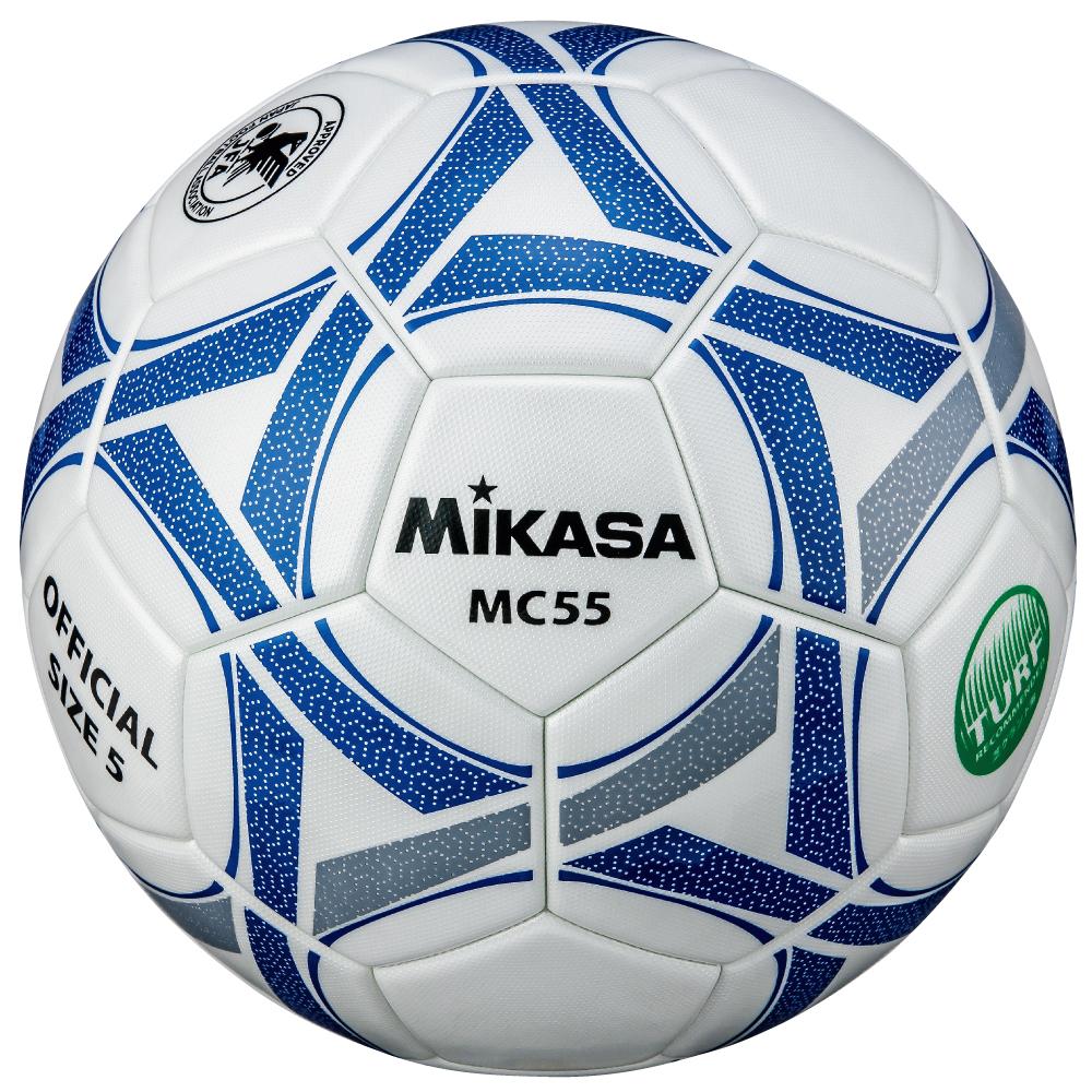 ミカサ サッカー 検定球5号 全日本大学サッカー連盟公式試合球 MC55-WBL 7個~12個までの注文