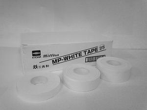 ミリオン MPホワイトテープ(練習用テープ)
