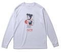 SPACE NICK L/S SPORTS TEE 221-004005