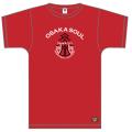 受注生産★OSAKA CITY BASKETBALL ACADEMY オリジナルTシャツ