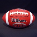 Wilson ウィルソン アメリカンフットボール ジュニアTR ゴム製公式試合球