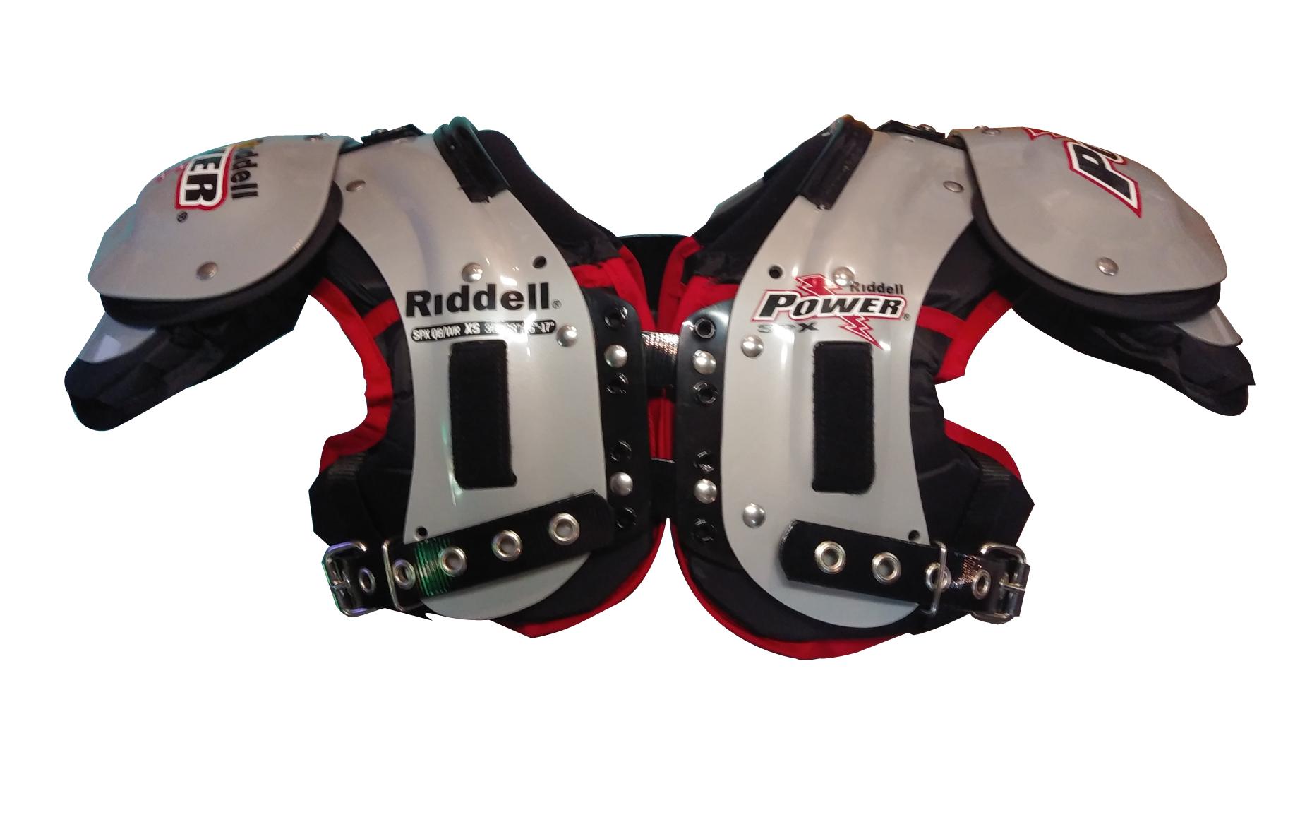 RIDDELL リデル パワー SPX ショルダーパッド