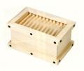 100596 木工工作キット/さいせん箱型貯金箱