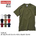 7.1オンス オーセンティック スーパーヘヴィーウェイト Tシャツ 全9色 | XS S M L XL United Athle 4252-01