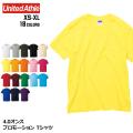 4.0オンス プロモーション Tシャツ 全18色 | XS S M L XL United Athle 5806-01
