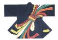 杉-7502 袢天・杉印 身丈85×身巾68cm 天竺木綿製【はんてん・はっぴ】