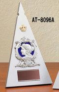 AT-8096A 表彰楯/Aサイズ340×195mm【表彰グッズ】