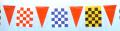 H-7 チェッカー旗(21枚付)