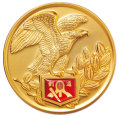 MY-9750 メダル/アドプレートメダル【表彰グッズ】