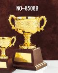 NO-8508B  ゴールドカップ/Bサイズ235×110mm【表彰グッズ】
