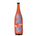 T5800 酒処 20×81cm 一升瓶型提灯(和紙)【ちょうちん】