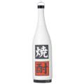 T5805 焼酎 20×81cm 一升瓶型提灯(和紙)【ちょうちん】