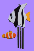 WC-22 ウインドチャイム/熱帯魚