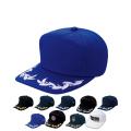 【5個以上~】E エンブロイド CAP 全12種 | フリー(調整式) 月桂樹刺繍 キャップ 帽子 名入れ可能
