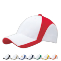 【5個以上~】FC5 ファンクション CAP Ver.5 全8種 | フリー(調整式) 吸水速乾 UVカット キャップ 帽子 名入れ可能