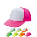 【5個以上~】NC アメリカンネオン CAP 全8種 | フリー(調整式) メッシュキャップ 帽子 名入れ可能