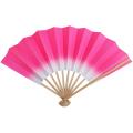 【イベント扇子】F5072 色ぼかし扇子/ピンク
