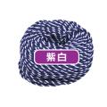 02000113 紫白紐 8mm×100m巻 | アクリル製