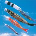 メルヘン鯉セット 6m 6点セット(鯉のぼりセット)【フジサン鯉】