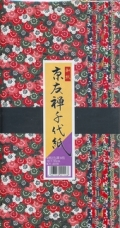 KY-4038 京友禅千代紙30×38cm柄8種 120冊入り