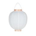 葬儀用(使い切りタイプ) 九寸丸 白 提灯 | m209(T649) 23×34cm 柾輪 葬祭用 ちょうちん