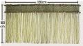 岡山県産いぐさ縄のれん 180cm×120cm 細縄