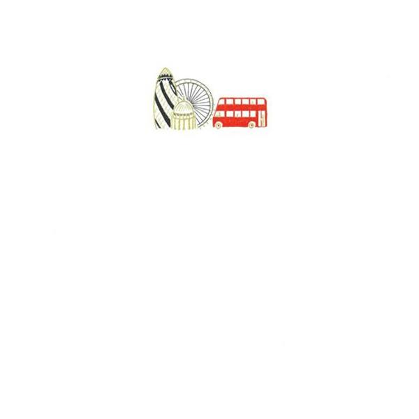 メッセージカード セントメリーアクス A6 シングル