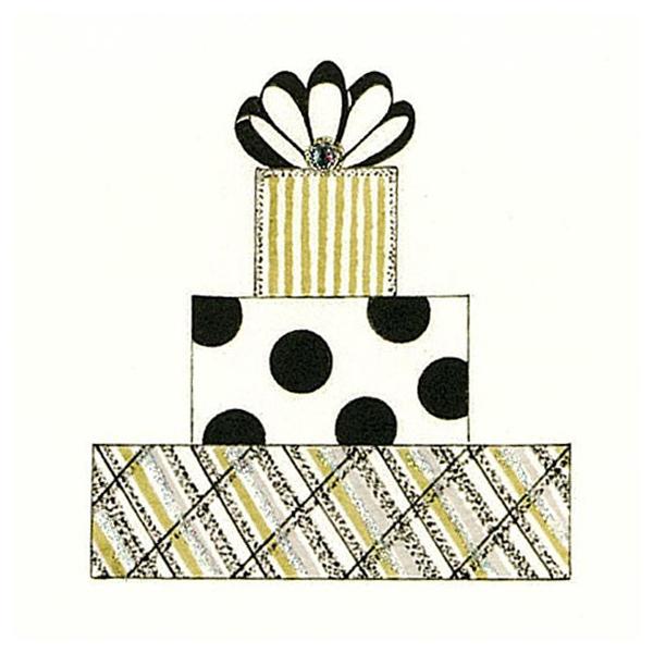 二つ折りカード プレゼント
