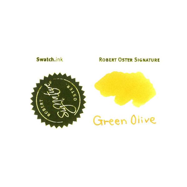 グリーン オリーブ ボトルインク 50ml