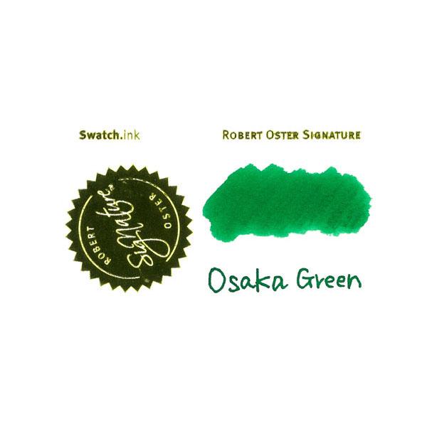 オオサカ グリーン ボトルインク 50ml