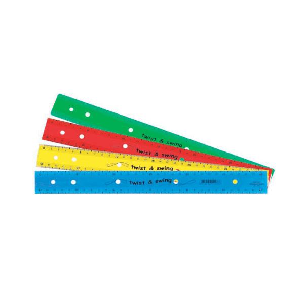 STANDARDGRAPH スタンダードグラフ ツイスト&スウィング twist&swing 30cm ruler 定規