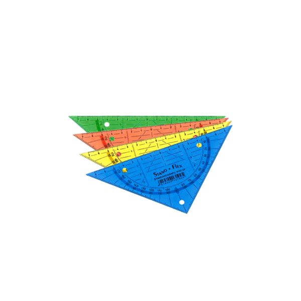 STANDARDGRAPH スタンダードグラフ ツイスト&スウィング twist&swing 三角定規 ruler 定規